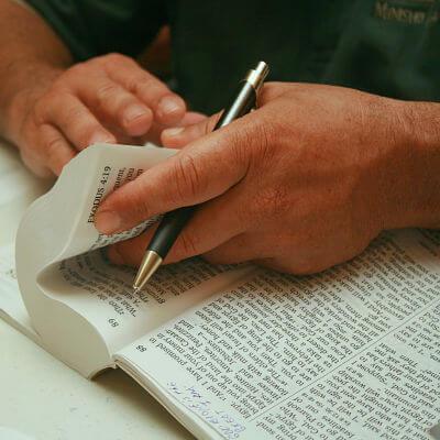 Adult bible study